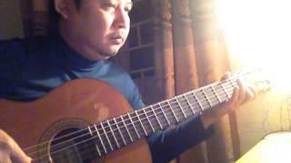 Le Hung Phong - Ru ta ngam ngui (Trinh Cong Son) - solo Guitar