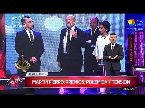 """""""Intratables"""" con Santiago del Moro (Parte 1 HD) - 13/11/17"""