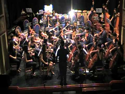 orquesta conservatorios municipales region de murcia