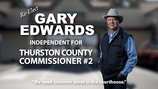 Gary Edwards | Working for the Citizens not the Bureaucrats