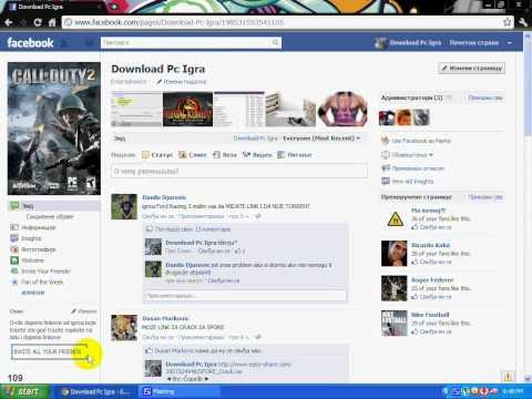 Svi Like Na Facebook-u Download PC Igra