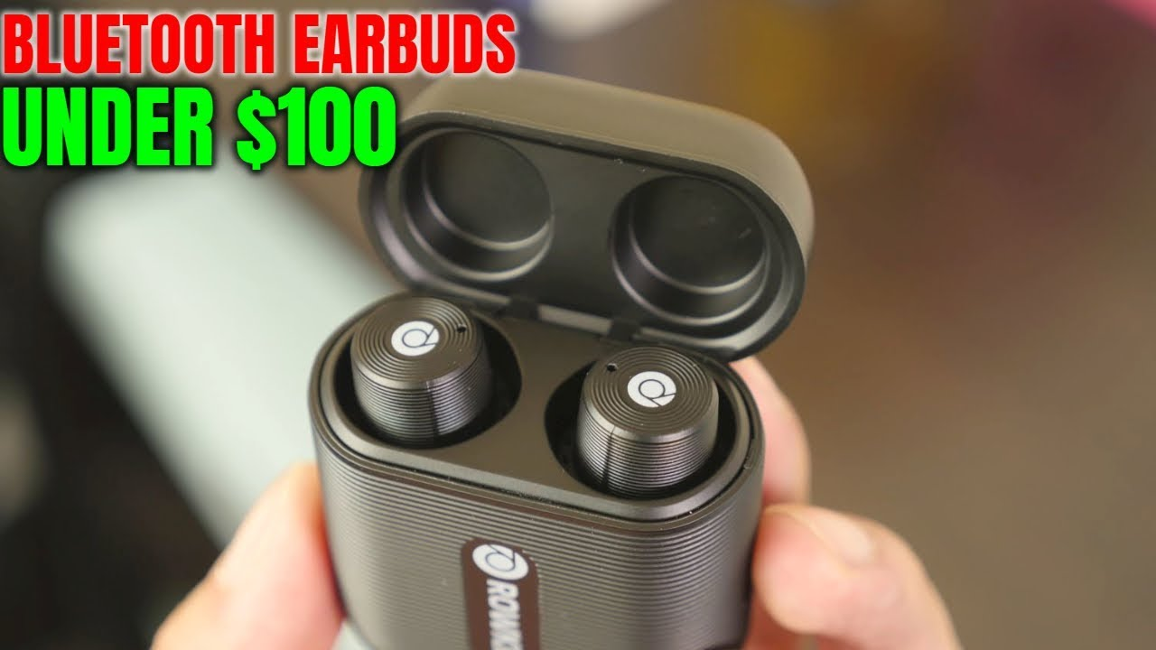 Top 5 Best Truly Wireless Earbuds Under 100 Cheap Apple Airpods Alternatives Youtube