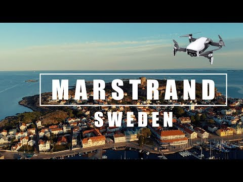 Marstrand Sweden, Absolutely beautiful | 4K