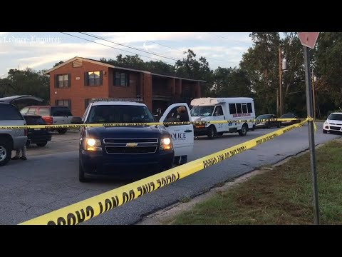 Mother And Children Killed In Stabbing At Columbus, Georgia Apartment