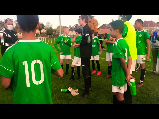 Débriefing U15 ASA vs Entente FC Horbourg RHW96