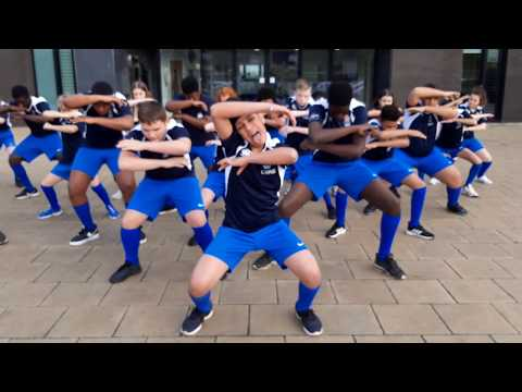 St Matthias students to perform haka at Twickenham