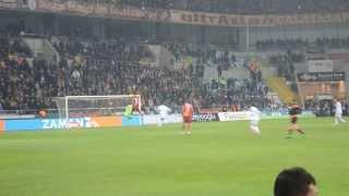 Erciyesspor - Galatasaray 3.Gol (Melo)