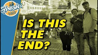 Is this THE END of Live Entertainment at Disneyland? | Disneyland 2019-09-14 Pt. 3