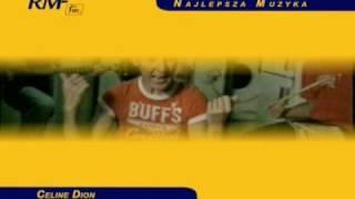 Reklama RMF FM celine dion