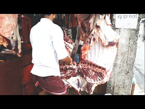 Butcher near me at Meat market    Beef cutting skills by butcher shop near me from YouTube · Duration:  10 minutes 58 seconds