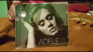 Adele 21-Unboxing