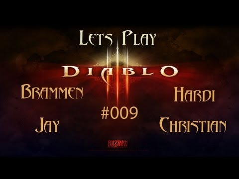 Diablo 3 Multiplayer