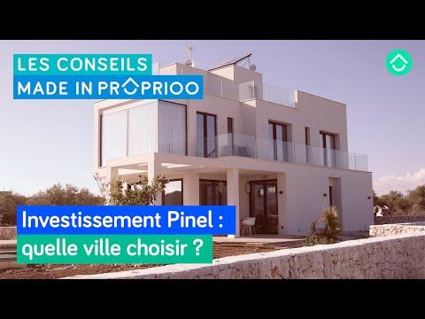 ou investir pinel