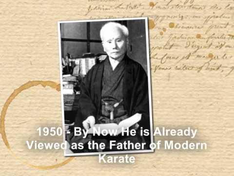 Gichin Funakoshi - Life of a Master