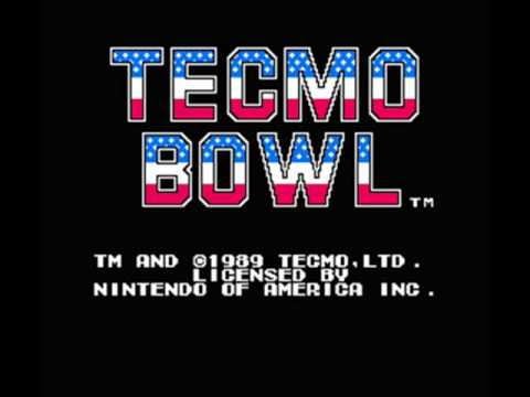 Tecmo Bowl NES Title Music