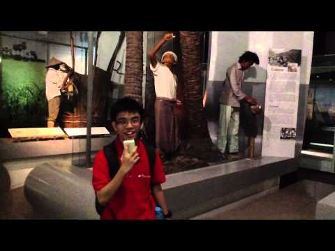 Video of Our Trip to National Museum of Malaysia for MPU2163 subject