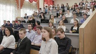 Выпускники прошлых лет провели мастер-классы для одиннадцатиклассников