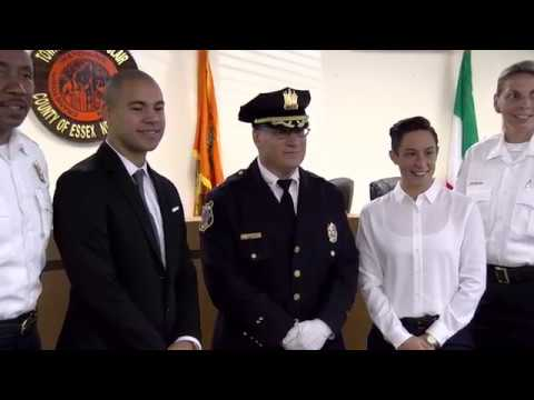 Montclair Police Swearing In Ceremony - July 26, 2019