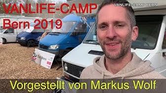 VANLIFE-CAMP in Bern / womoclick
