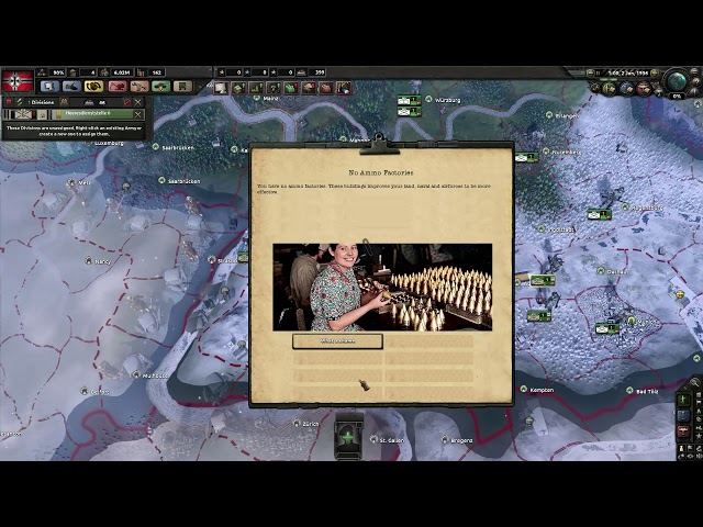 Hearts Of Iron 4 Black Ice Mod - Deutschlandkampagne #1