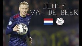 DONNY VAN DE BEEK -