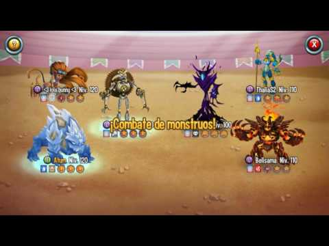Monster Legends | Review Lau lau 1-120 + pvp/war