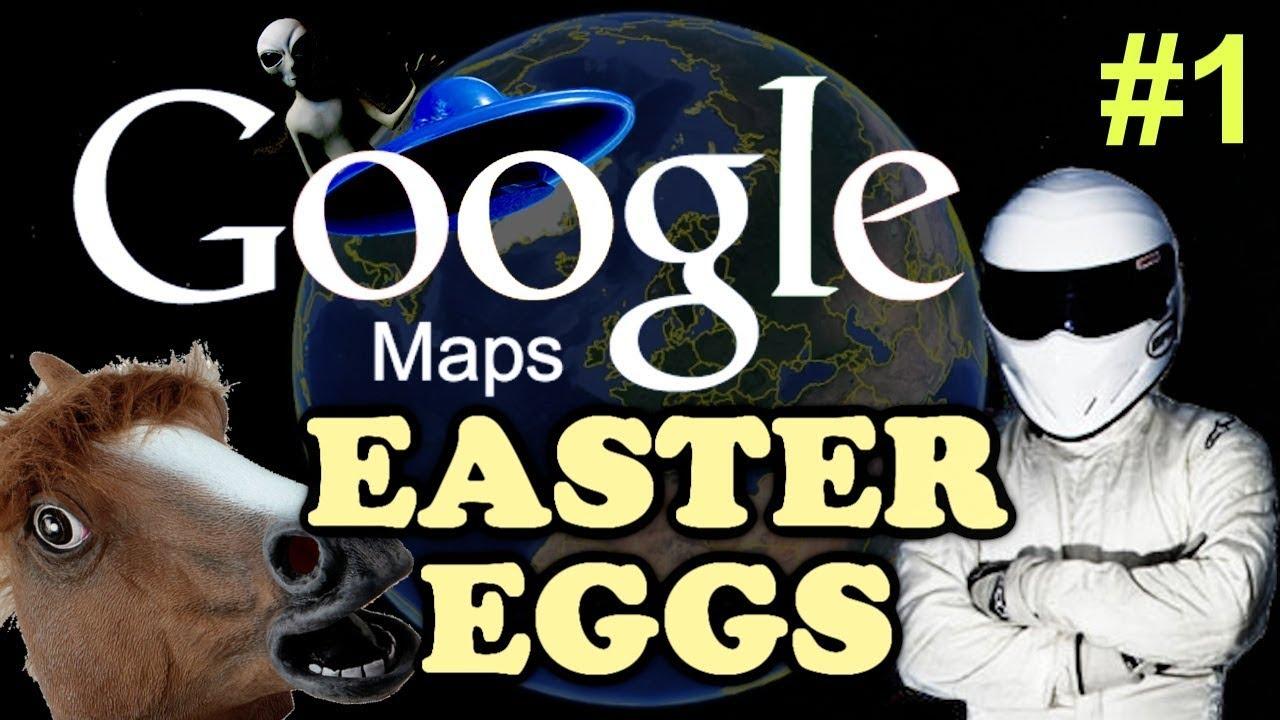 GOOGLE MAPS / EARTH Easter Eggs And Secrets | Ep #1 | HD - YouTube on easter eggs on bing, easter eggs on google search, easter eggs on movies, easter eggs on google street view, easter eggs on pinterest, easter eggs on games, easter eggs on google earth,