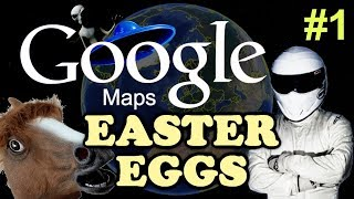 GOOGLE MAPS / EARTH Easter Eggs And Secrets | Ep #1 | HD