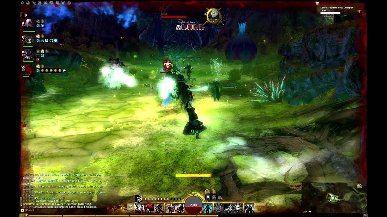Guide] Twilight Arbor – Story Mode Level 50 | Amateur Guild Wars 2