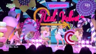 Gambar cover 레드벨벳(Red Velvet) - Automatic + Ice Cream Cake @인기가요 Inkigayo 150322