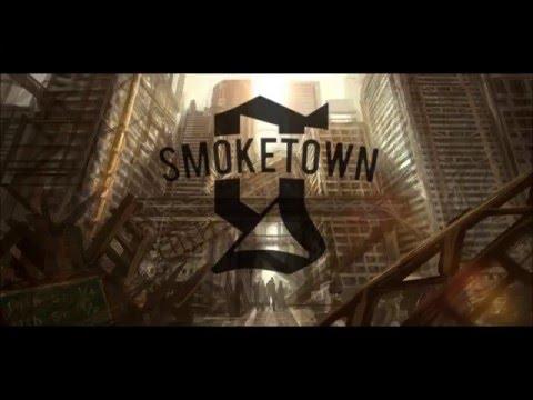 Smoketown G - Red Heart