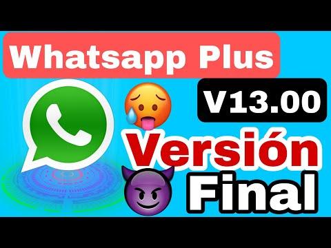 Instala WHATSAPP PLUS 11.00 ➡ Lo Último 2021-2025 WhatsApp Plus
