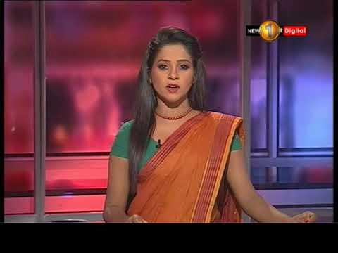 News 1st: Prime Time Sinhala News - 10 PM   (18-05-2018)