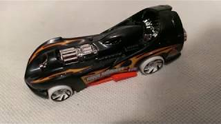 Hot Wheels Power Rocket (2019 Halloween)