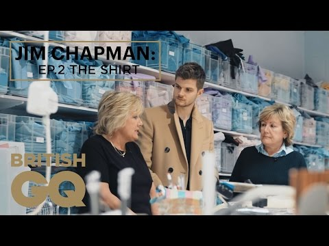 Jim Chapman On How To Buy A Shirt | Episode 2 | The Luxury Of Less | British GQ