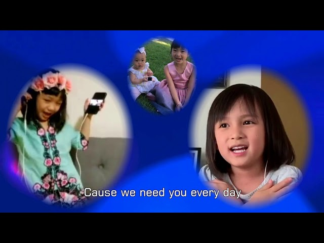 Lead the Way - by IEC Azusa Kids (Father's Day Stay-At-Home Edition)