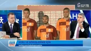 Valencia ve Galatasaray forma tanıtımı arasındaki fark