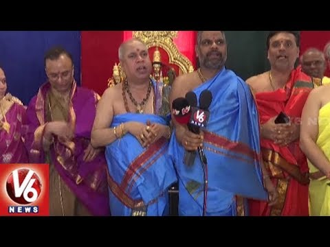 Hindu Temple & Cultural Center Inaugurated At Long Island | Newyork | V6 USA NRI News