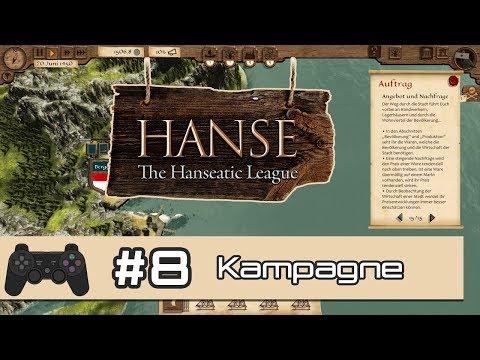 Hanse - The Hanseatic League | #8: Mehr Ruf führt zu mehr Reichtum  | Let's Play Hanse (Deutsch)