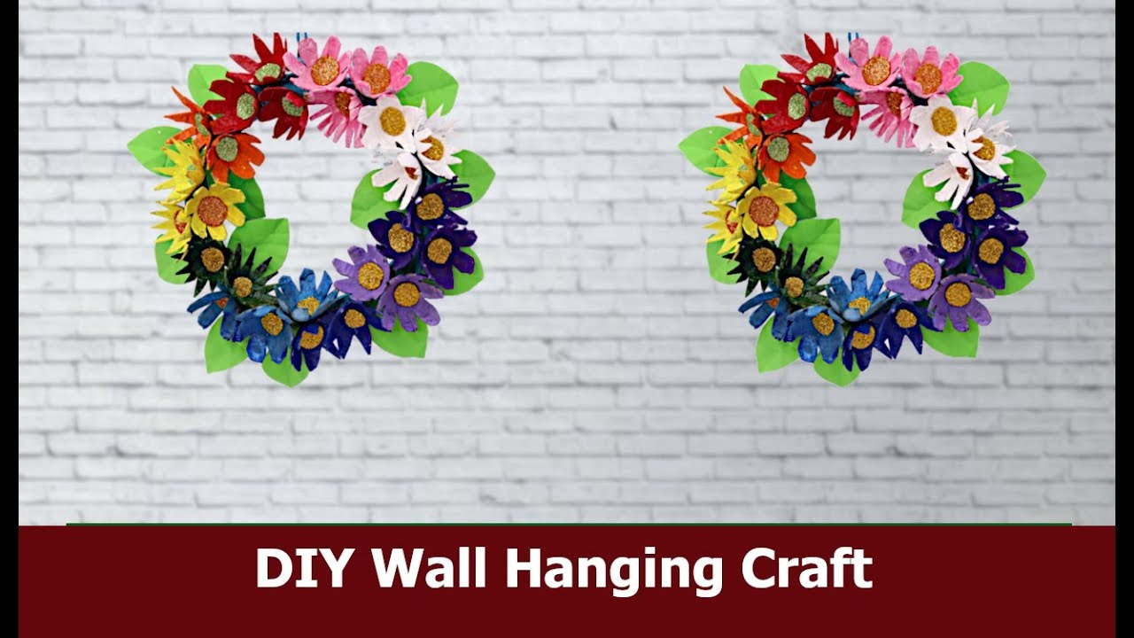 Handcraft Wallhanging Walldecoration Wall Hanging Crafts Ideas