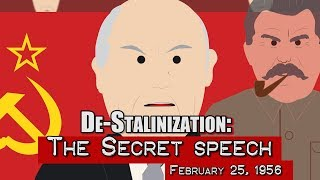 de-stalinization-the-secret-speech-1956