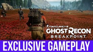 GHOST RECON BREAKPOINT Exclusive Gameplay - 30 Minutes