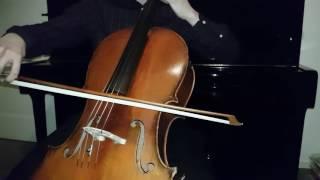 Game of Thrones Medley - Cello cover