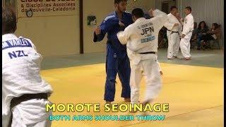 UCHIKOMI by Japanese High School Judoka