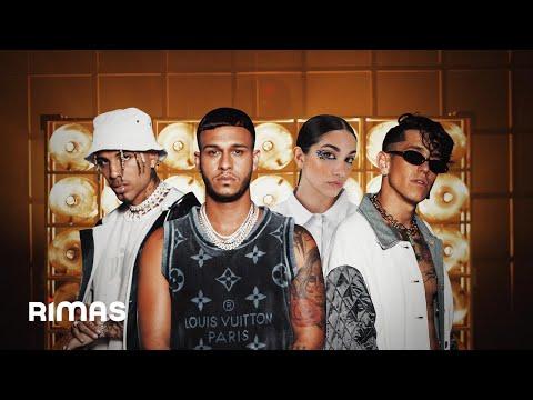 Lyanno x Rauw Alejandro x Lenny Tavarez x Maria Becerra - En Tu Cuerpo Remix (Video Oficial)