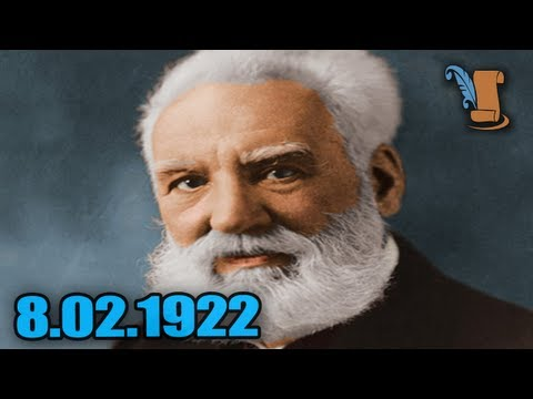 A Day In History: Alexander Graham Bell