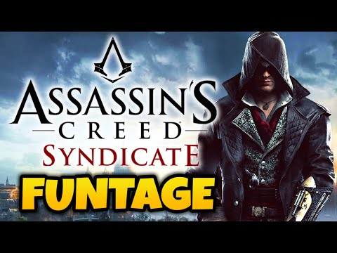Assassins Creed Syndicate - Funtage! - (AC Syndicate Funny Moments)