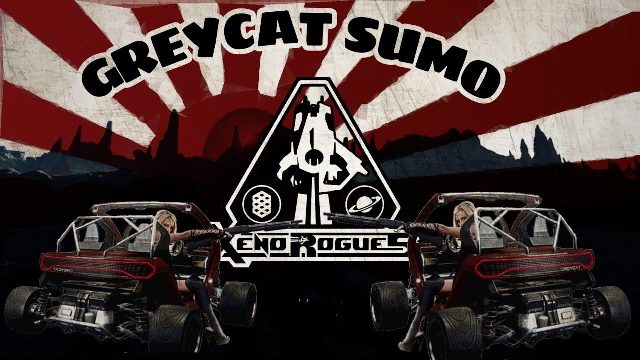 EVENT GREYCAT SUMO