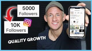 🔥 How to Grow From 5000 to 10k Followers on Instagram 2020 [ 0-10k Challenge Pt. 3] 🔥