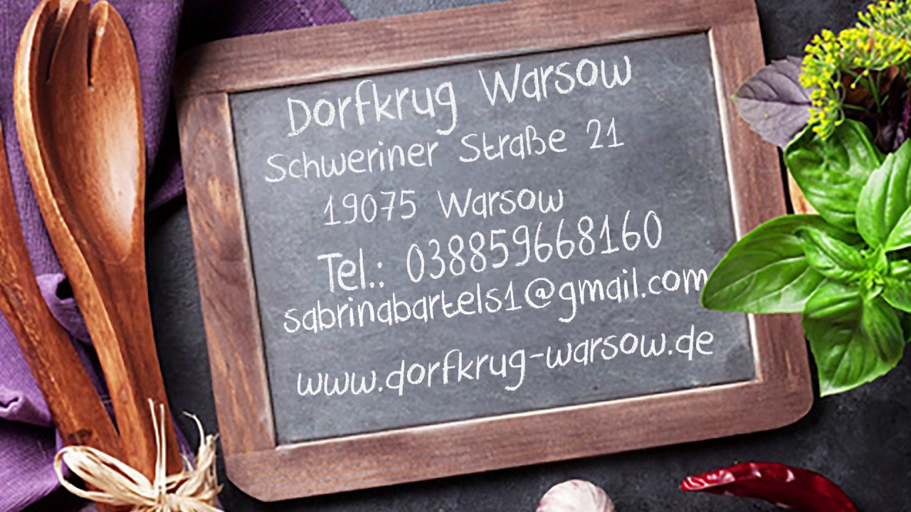 Dorfkrug Warsow